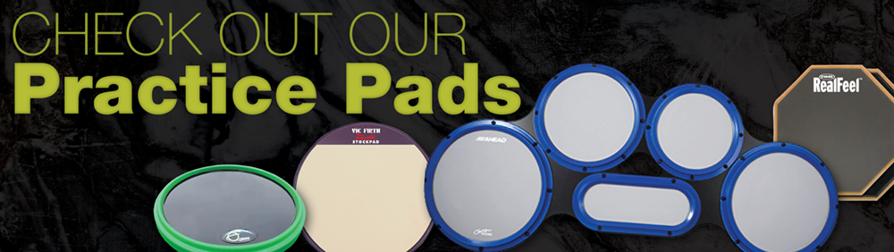 Check out our practice pads!