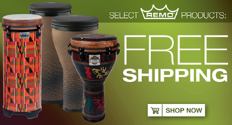 Free Shipping on select Remo products!