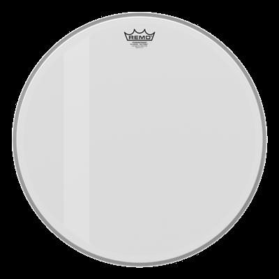 remo powerstroke felt tone coated p3 1118 00 flt 18 bass drum head percussion source. Black Bedroom Furniture Sets. Home Design Ideas